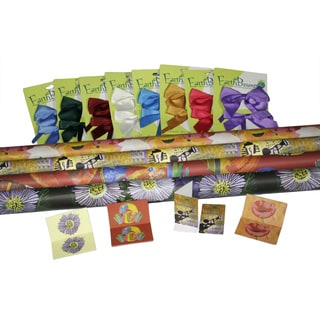 All Occasions Gift Wrapping Paper Set