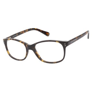 Kam Dhillon 3042 Havana Prescription Eyeglasses