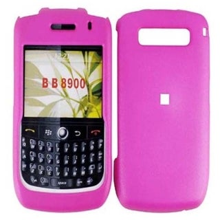 BasAcc Hot Pink Case for Blackberry Curve 8900
