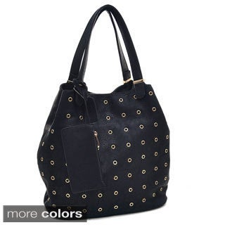 Dasein Tall Punchout Shoulder Bag