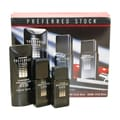 Coty 'Preferred Stock' Men's 3-Piece Cologne and After Shave Gift Set