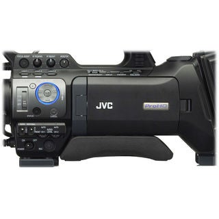 JVC GY-HM750 ProHD Compact Shoulder Camcorder with Canon 14x Lens