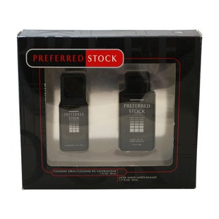 Coty Preferred Stock Men's 2-piece Gift Set