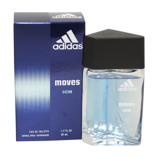 Adidas 'Adidas Moves' Men's 1.7-ounce Eau de Toilette Spray