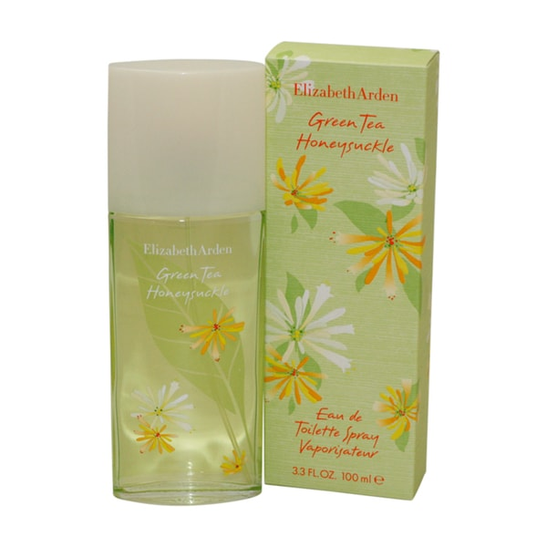 Elizabeth Arden Green Tea Honeysuckle Women's 3.3-ounce Eau de Toilette Spray