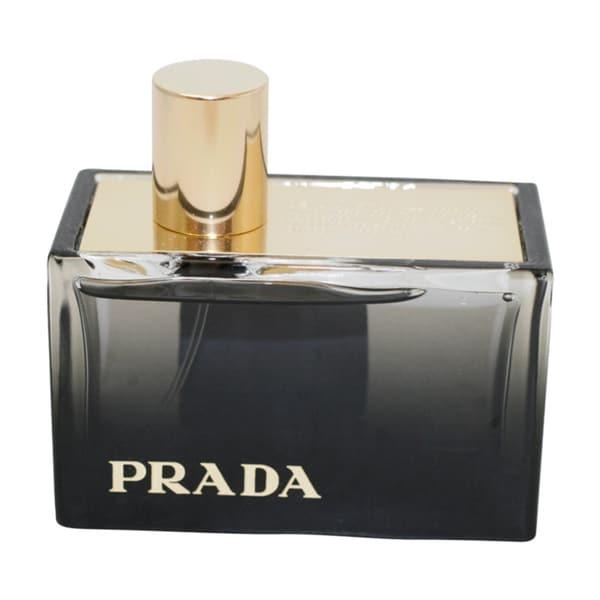 Prada Leau Ambree Women's 2.7-ounce Eau de Parfum Spray (Tester)