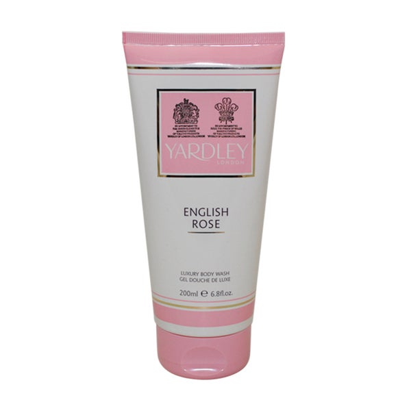 Yardley Of London 'Yardley English Rose' Women's 6.8 oz Luxury Body Wash