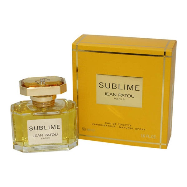 Jean Patou Sublime Women's 1.7-ounce Eau de Toilette Spray