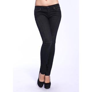 Stitch's Women's Authentic Black Label Denim Skinny Jeans
