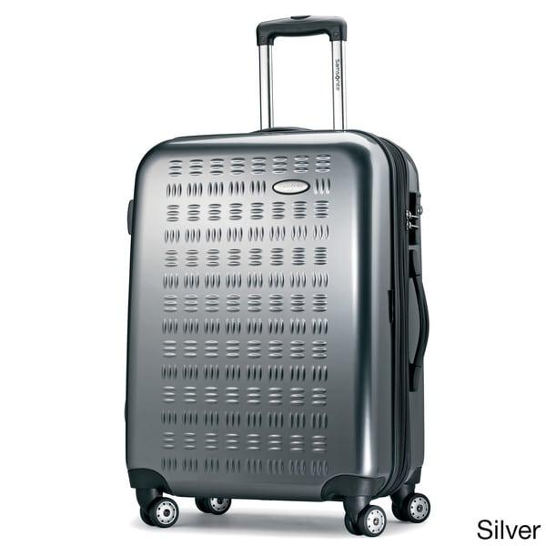 Samsonite Gravtec 24-inch Medium Hardside Spinner Upright Suitcase