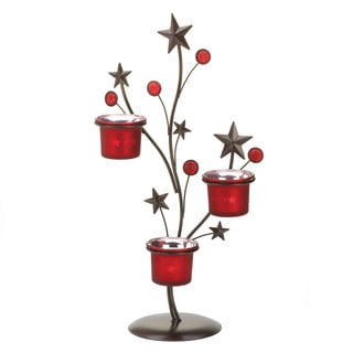 Star Burst Candle Holder