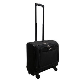 Jourdan Under Seater 14-inch Carry-on Rolling Laptop Case
