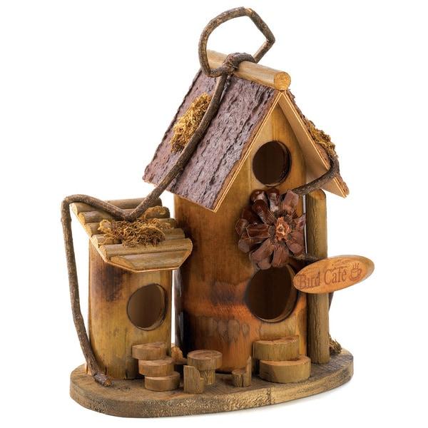 Bird Cafe Birdhouse