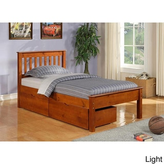 Contempo Twin Bed