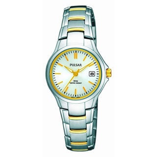 Pulsar Women's Two-Tone Dress Watch