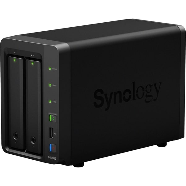 Synology DiskStation DS214+ NAS Server