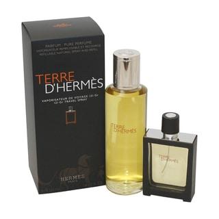 Hermes Terre D Hermes Men's 2-piece Gift Set