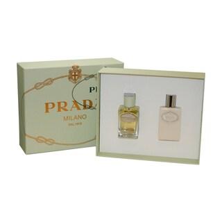 Prada Infusion D'Iris Women's 2-piece Fragrance Gift Set