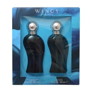 Giorgio Beverly Hills 'Wings' Men's 2-piece Fragrance Gift Set