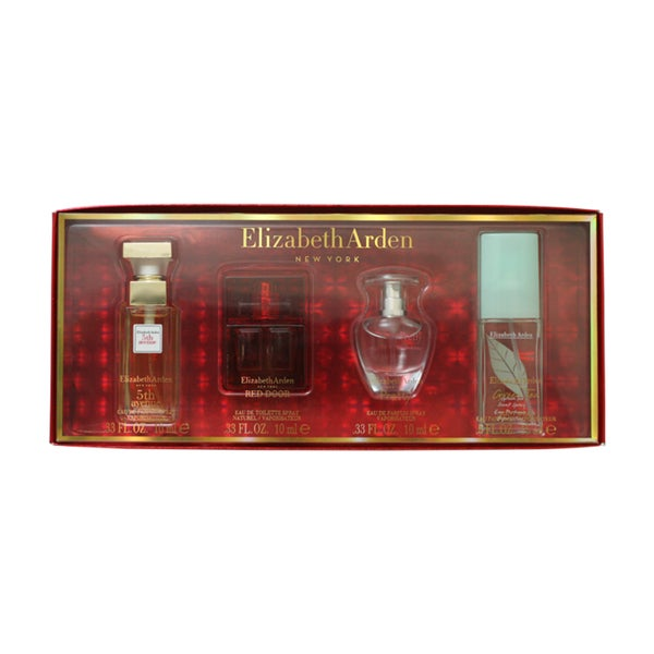 Elizabeth Arden Collection Women's 4-piece Gift Set