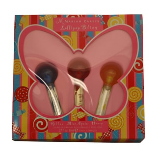Mariah Carey Lollipop Bling Honey Women's 3-piece Gift Set