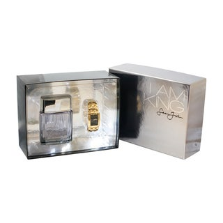 Sean John 'I Am King' Men's 2-Piece Gift Set