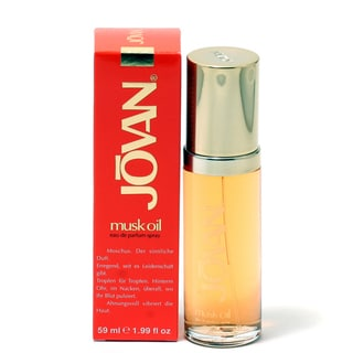 Coty Jovan Musk Oil Women's 1.99-ounce Eau de Parfum Spray