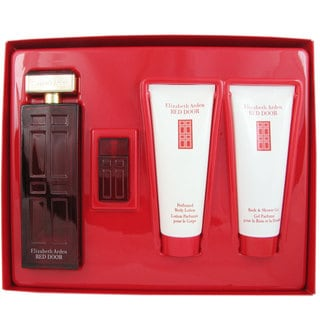 Elizabeth Arden Red Door Women's 4-piece Gift Set