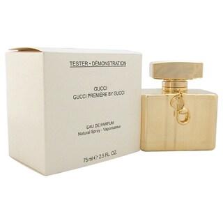 Gucci Premiere Women's 2.5-ounce Eau de Parfum Spray (Tester)