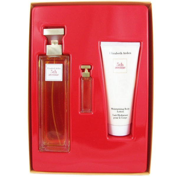 Elizabeth Arden 5th Avenue Women's 3-piece Fragrance Gift Set