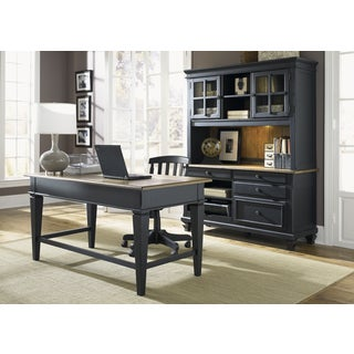 Bungalow II Jr Executive Desk Set (Set of 4)