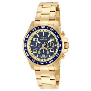 Invicta Men's 14391 Specialty Quartz Stainless Steel Chronograph Watch