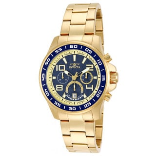 Invicta Men's Specialty Quartz Stainless Steel Chronograph Watch