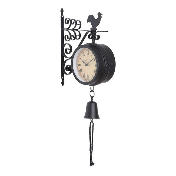 Metal Outdoor Clock