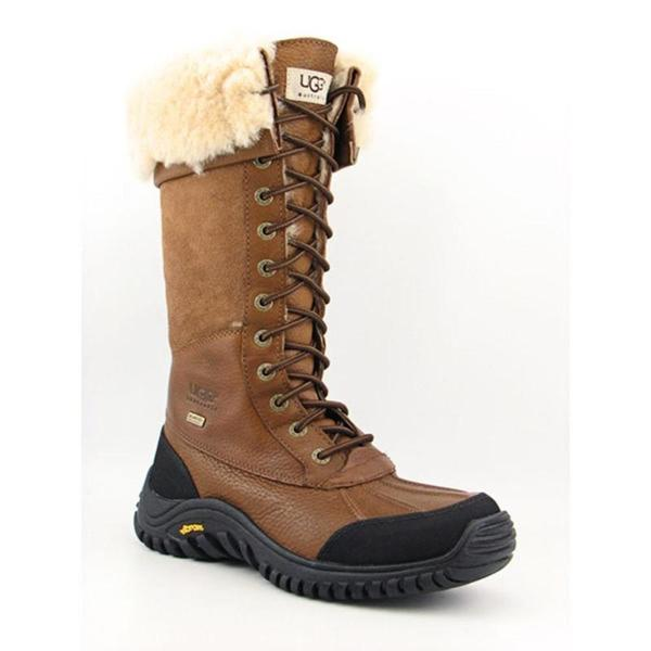 Ugg Australia Women's 'Adirondack Tall' Leather Boots