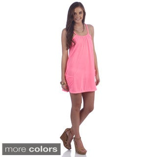 Women's Sleeveless Rope Dress