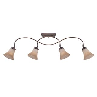Quoizel 'Aliza' Ceiling Track Light