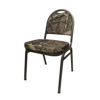 Mossy Oak Camouflage Pattern Banquet Chair (Set of 4)
