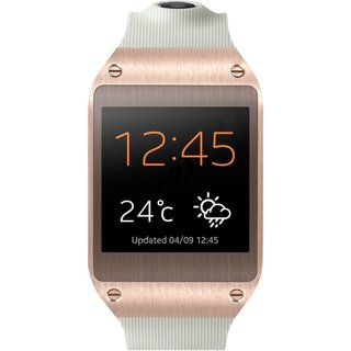 Samsung Galaxy Gear Watch Rose Gold