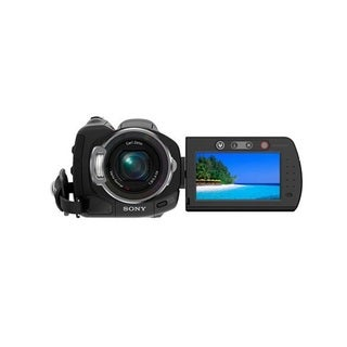Sony HDR-SR8 100GB HDD HD Black Camcorder