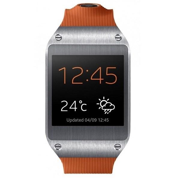 Samsung Galaxy Gear Watch Wild Orange