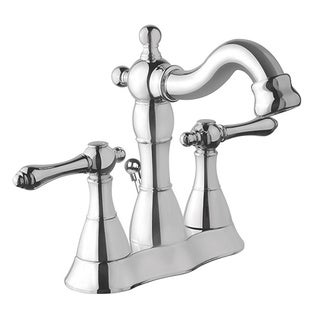 Fontaine 'Bellver' Chrome Center Set Bathroom Faucet