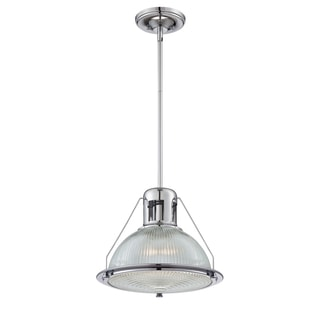 Quoizel 1-light Polished Chrome Piccolo Indoor Mini Pendant