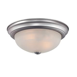 Quoizel 'Manor' 2-light Flush Mount