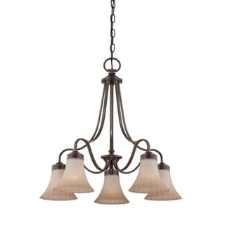 Quoizel 'Aliza' 5-light Indoor Chandelier