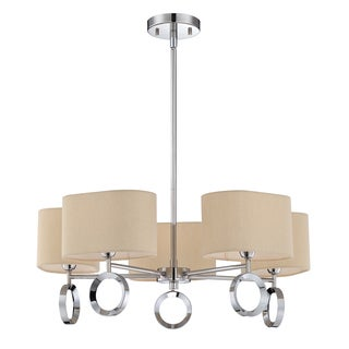 Quoizel 'Brock' 5-light Chandelier