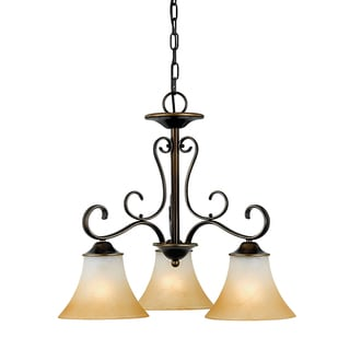 Quoizel Duchess 3 Light Dinette Chandelier