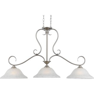 Quoizel 'Duchess Antique' 3-light Chandelier