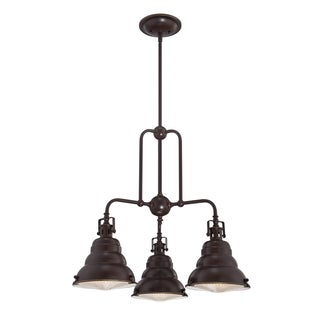 Quoizel 'Eastvale' 3-light Chandelier