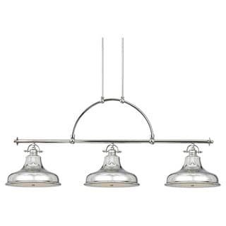 Quoizel 'Emery' 3-light Chandelier